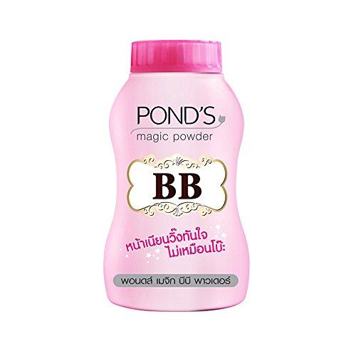PONDS MAGIC BB POWDER PINK 50G.( 2 pcs )