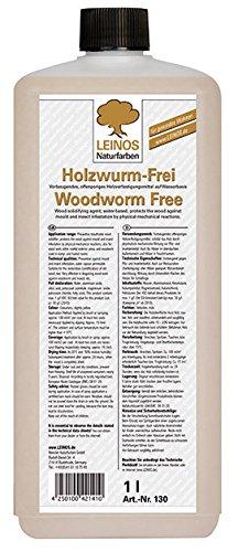 Leinos 130 Holzwurm-Frei 1 l