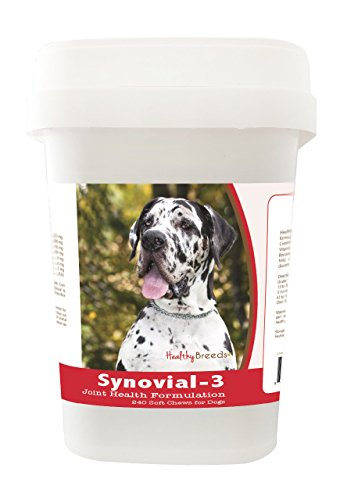 Healthy Breeds Synovial 3 Dog Hip & Joint Support Soft Chews...