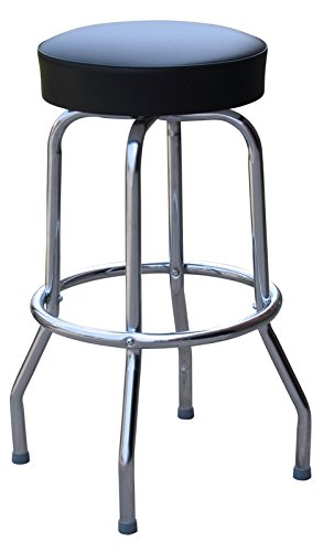 Richardson Seating Backless Swivel Bar Stool