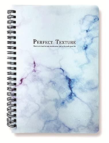 GJST Libretas Espiral a5, Espiral Premium, Cuaderno A5 21 x 14.2 cm, 100 páginasB