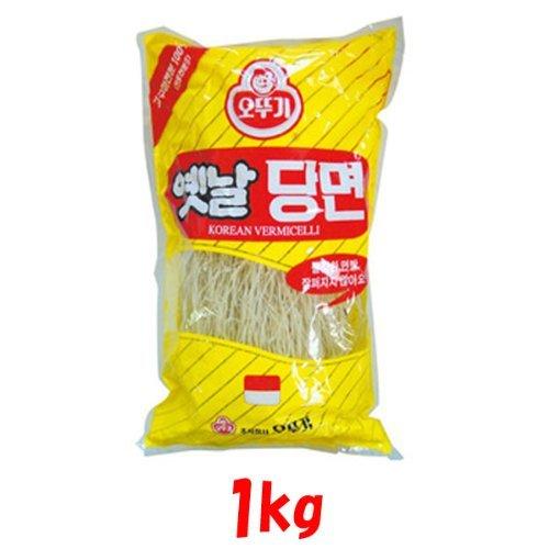 【韓国食品‐冷麺・春雨】 韓国の食材料  ★オトギ 春雨(チャップチェ) 1kg 乾麺 ★