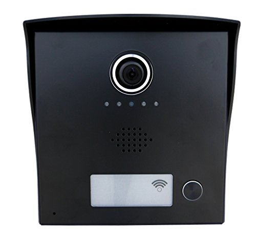 Sykik SEYE660H Eye Wi-Fi Video Door Bell, See who is at The Door When They Ring Your Door Bell. One Year US Warranty