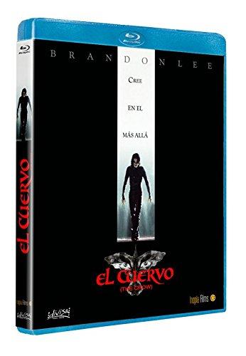 El cuervo (The Crow) [Blu-ray]...
