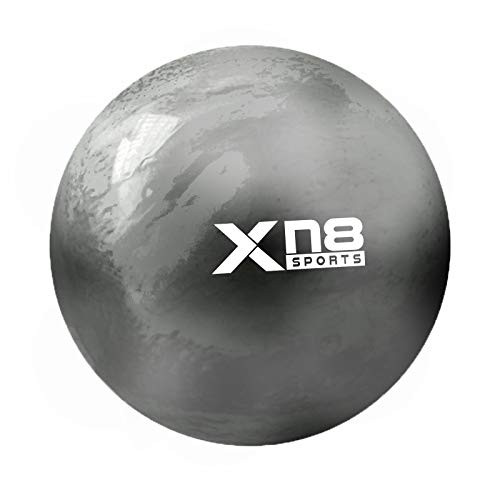 Xn8 Exercise Gym Ball Extra Thick Swiss Ball | 55-85cm with-Quick Pump-Birthing Ball...