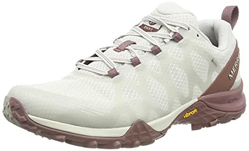 Merrell Siren 3 GTX, Zapato para Caminar Mujer, Birch, 37 EU