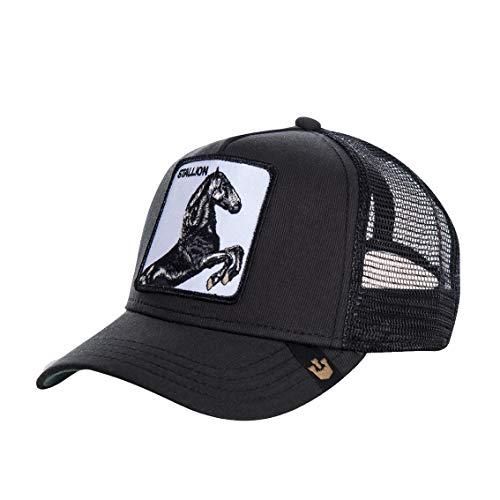 Goorin Bros. Gorra de béisbol para hombre, cierre trasero ajustable, moda y...