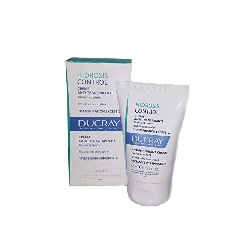 Ducray Hidrosis Control Creme Anti-Transpirante Mãos e Pés 50ml