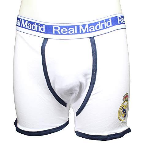 Boxer Hombre - Segunda Real Madrid - Producto Oficial - Set 2 Pares (XL)