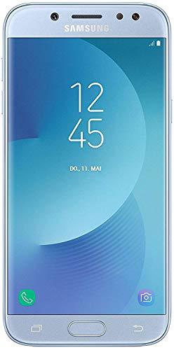 Samsung Galaxy J5 (2017) Smartphone (13,18 cm (5,2 Zoll) Touch-Display, 16 GB Speicher, Android 7.0, Single-SIM) blau