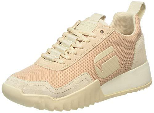 G-STAR RAW Damen Rackam Rovic WMN Sneaker, Mehrfarbig (Liquid Pink/Bisque 9831), 41 EU