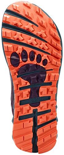 ALTRA Women's AL0A4QTP TIMP 2 Trail Running Shoe, Plum/Coral - 8.5 M US