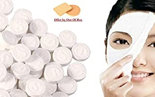 OUT OF BOX Facial Paper Compress Mask - Set of 24 Pieces