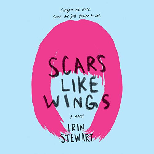 Scars Like Wings audiobook cover art