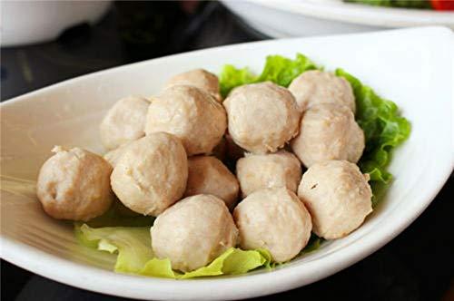 台湾阿中貢丸 ポークミートボール 豚肉貢丸 冷凍食品 しゃぶしゃぶ・鍋 火鍋食品  300g×8点