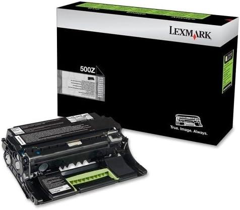 Lexmark, 500Z Black Original Printer Imaging Unit Lccp, Lrp For Lexmark, Ms310, Ms312, Ms315, Ms410, Ms415, Ms510, Mx310, Mx410, Mx510, Mx511, Mx610, Mx611