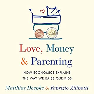 Love, Money, and Parenting audiobook cover art