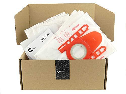 10 bolsas de alta calidad para aspiradores Bosch tipo G/G All/GXXL/GXL