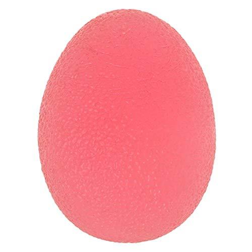 EAS Egg Massage Hand Expander Greifer Kräfte Stress Relief Power Ball Unterarm Finger Übung Fitness Trainingsgerät rot