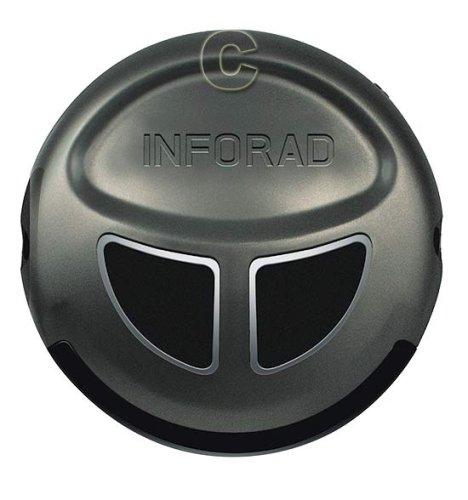 Inforad Auto V3 - Avisador de radares GPS [importado de Francia]