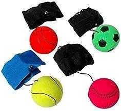 ESnipe Mart Wrist Ball Game for Kids,yoyo Ball, Return Ball Gift for Kids Birthday Party ( Pack of 1 )