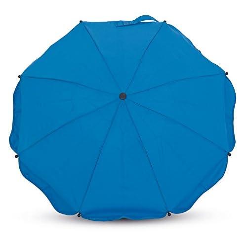 Inglesina Ombrellino Parasole per Passeggino, Antigua Blue/Blu