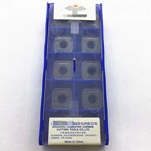 10Pcs(1pack) CNC Carbide Inserts SEET12T3-DM YBG202