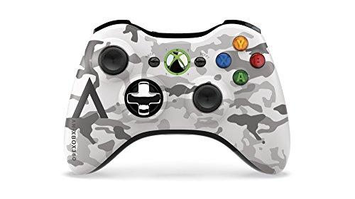 Microsoft 43G-00070 Wireless Controller Arctic Camouflage Edition Gamepad