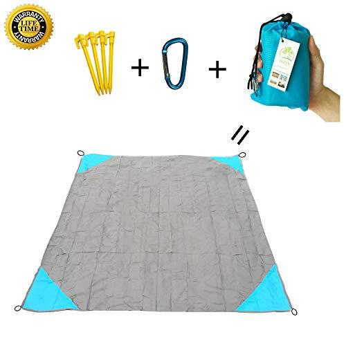 HZJOYUE Outdoor Picnic Blanket (71