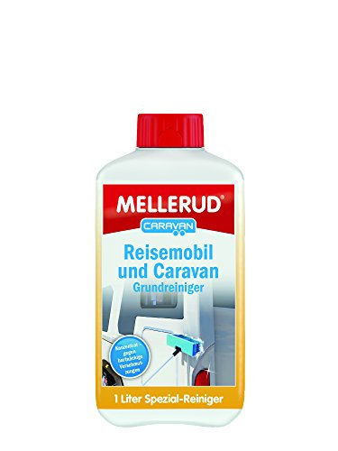 Mellerud Caravan Reisemobil und Caravan Grundreiniger 1 Liter