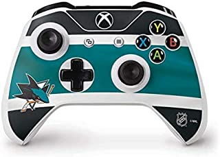 Skinit San Jose Sharks Jersey Xbox One S Controller Skin - Officially  Licensed NHL Gaming Decal ee60e0d12