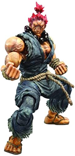 Super Street Fighter IV Play Arts Kai Vol. 2 Actionfigur Akuma 23 cm