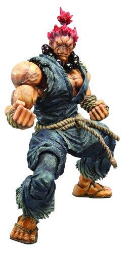 Super Street Fighter IV Play Arts Kai Vol. 2 figurine Akuma