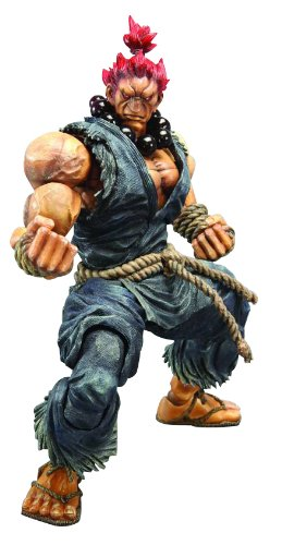 Super Street Fighter IV Play Arts Kai Vol. 2 figurine Akuma