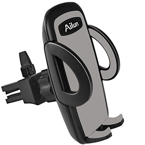 Ailun Car Phone Mount Air Vent Holder Cradle for iPhone 12 12Pro 12Mini 12Pro Max /11/11 Pro/11 Pro Max/X Xs XR Xs Max Galaxy s20, s20+ S20Ultra S10