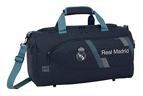 Safta Bolsa De Deporte Real Madrid