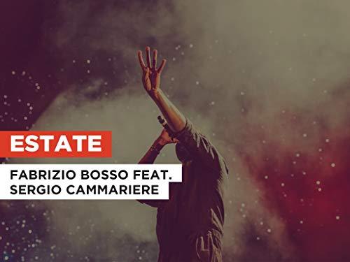 Estate al estilo de Fabrizio Bosso feat. Sergio Cammariere
