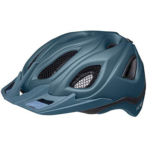 KED Citro Helm deep Blue matt Kopfumfang M | 54-58cm 2021 Fahrradhelm
