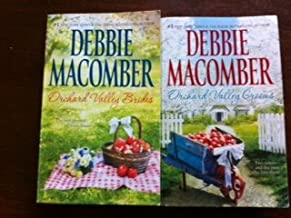 Debbie Macomber's 2 book set: Orchard Valley Brides/Orchard Valley Grooms