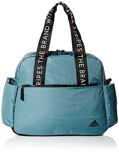 adidas Women's Sport To Street Tote Bag, Raw Green/Black, ONE SIZE