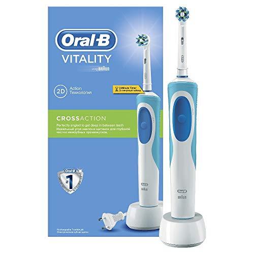 spazzolino elettrico Oral-B Vitality CrossAction Spazzolino Elettrico Ricaricabile