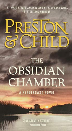 The Obsidian Chamber (Agent Pendergast series, 16)