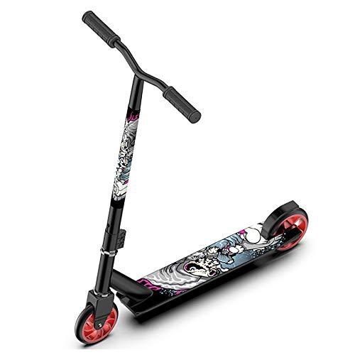 LIYANJJ Pro Scooters Trick Scooter Patinetes de Acrobacias para Principiantes para niños de 10 años en adelante - Patinete de Estilo Libre de Calidad para niños y niñas