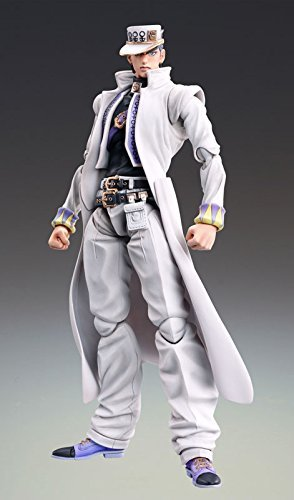"Part Three Super Figure Moveable /""Jojo/'s Bizarre Adventure/"" Jotaro Kujo"