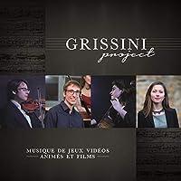 Grissini Project : Musique de jeux vidéos, animés et films