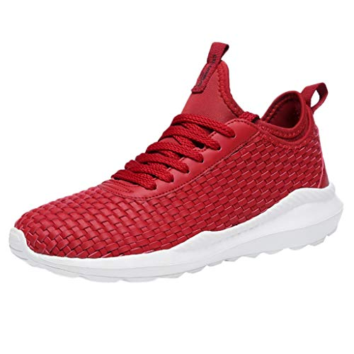 KERULA Sneakers, Summer New Men Casual Sports Shoes Outdoor Running Sneakers Mesh Athletic Fashion Day Ultra Lightweight Perforated Slip on Offroad Sport Sneaker für Damen & Herren