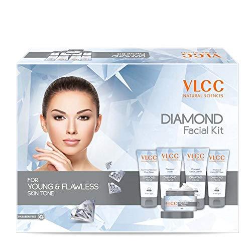 VLCC Professional Series Diamond Saloon polissage Kit Visage