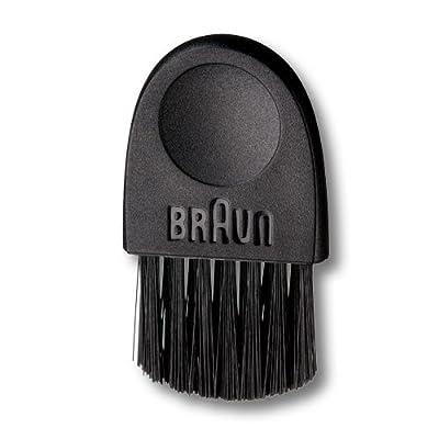 Braun Reinigungsbürste schwarz