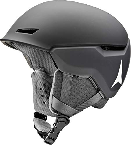 ATOMIC Unisex Revent All Mountain-Skihelm, M (55-59 cm), Schwarz, AN5005736M
