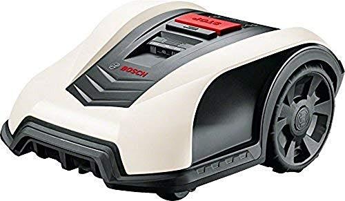 Bosch Cover für Mähroboter Indego 350/400, im Karton, weiß